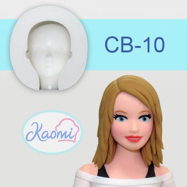 Woman Face Mold – BIG – Code: CB-10